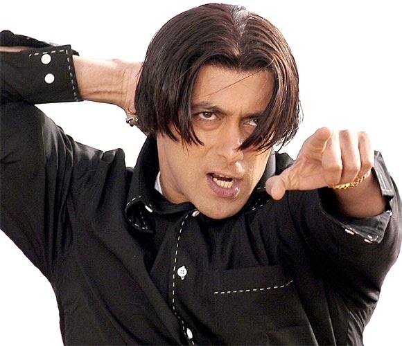 Celebrity Hairstyle Salman Khan Hairstyles