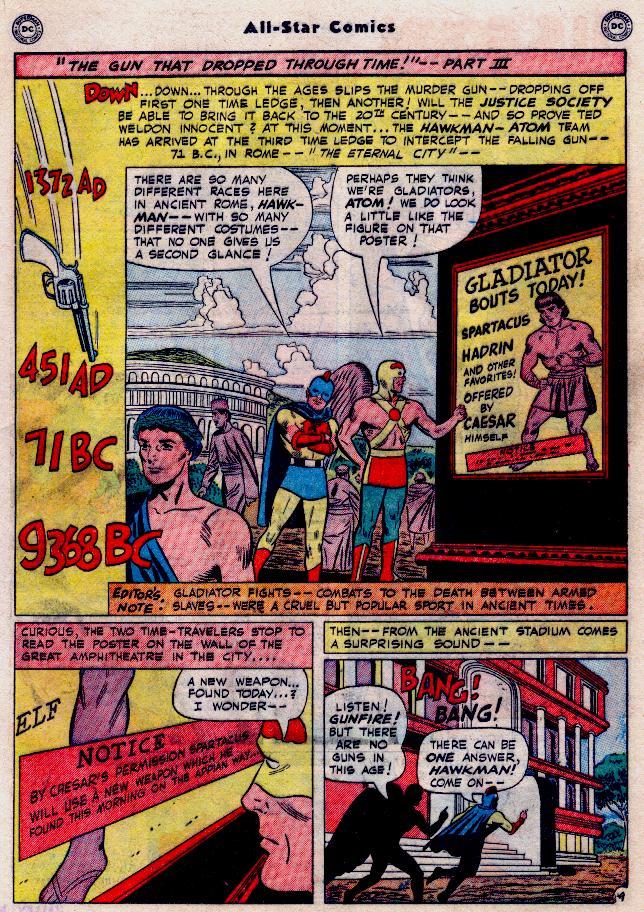 Read online All-Star Comics comic -  Issue #53 - 25