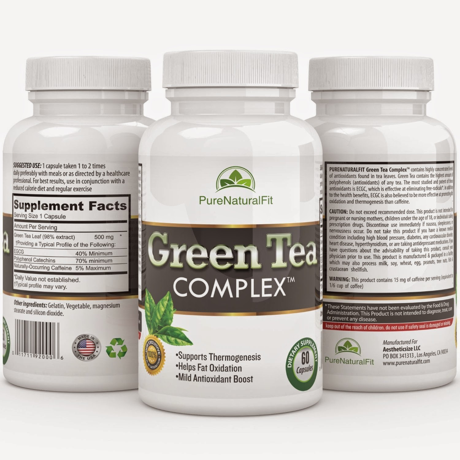 green tea complex review - ramblings of a coffee addicted writer