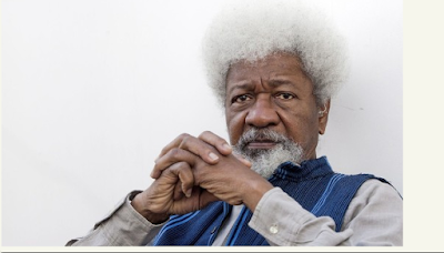 See The Great Handwork Drawn In Celebration Of Prof Wole Soyinka's 82nd Birthday