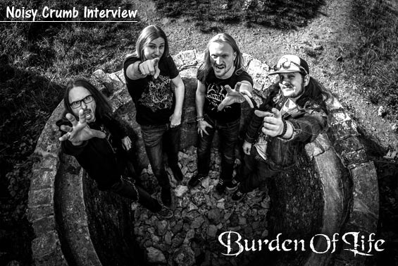 Interview: Burden of Life