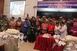 HUT ke 83 Gereja Protestan Maluku (GPM) Jadi Manifestasi Kemerdekaan