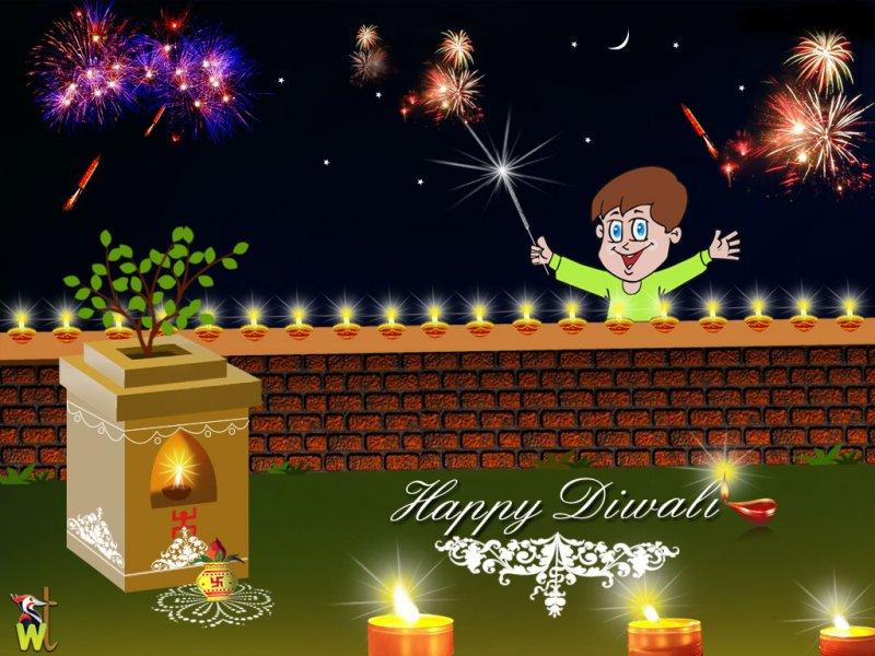 Happy Diwali High Quality Wallpaper: Free Wallpaper Download: Diwali Festival Wallpaper 2012
