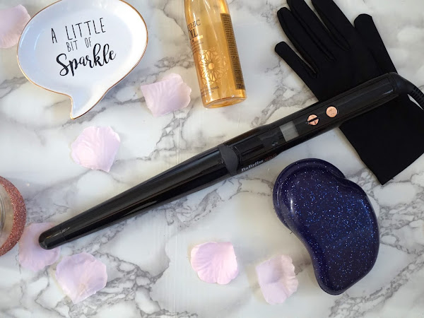 Babyliss Pro Curling Wand | Big Curls & Waves