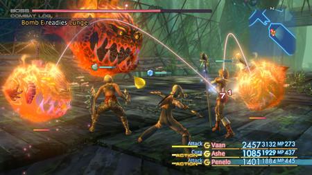 Final Fantasy 12 Gamplay