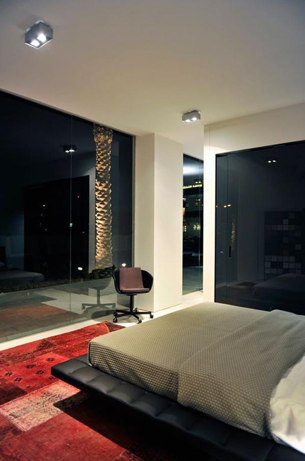 Contemporary Residence Bahrain House Architected By Moriq: Contemporary House Designs In Bahrain