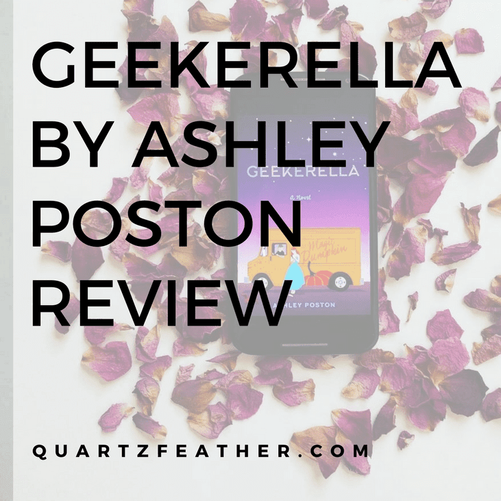 Geekerella by Ashley Poston Review