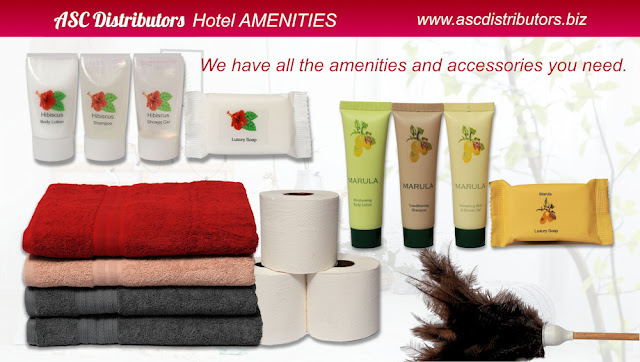 Hotel Amenities by ASC Distributors