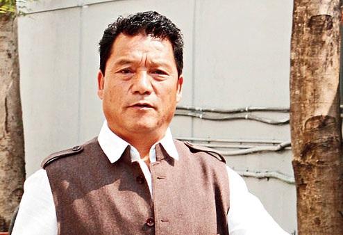 GJM Bimal Gurung