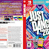 Capa Just Dance 2017 Nintendo Switch