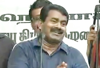 Seeman Speech – Ennakku Thayavu Seithu Arasiyal