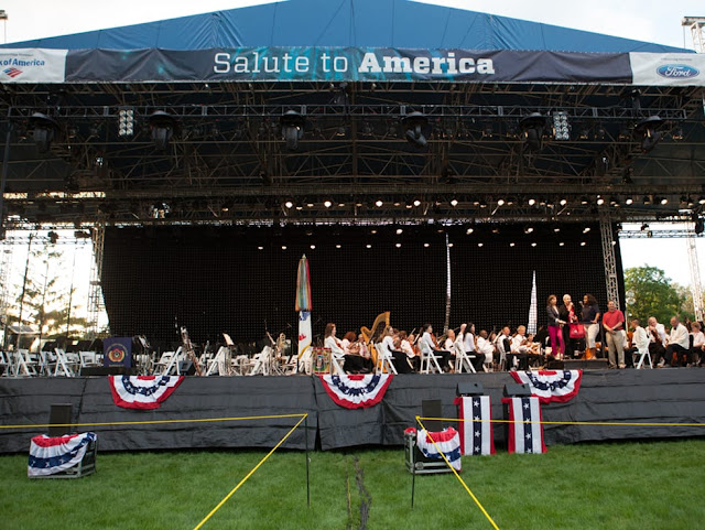 Salute to America, Greenfield Village, Dearborn