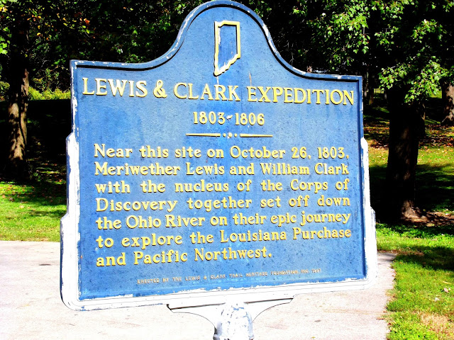 Lewis and Clark Expedition - Clarksville, Indiana