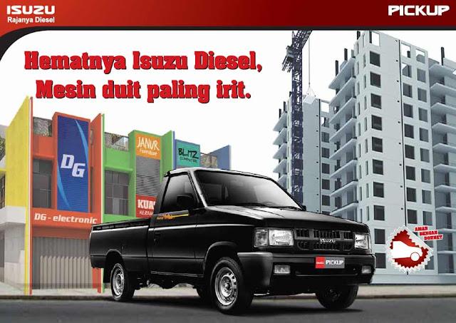 brosur isuzu pickup 2015