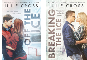 Juniper Falls series by Julie Cross
