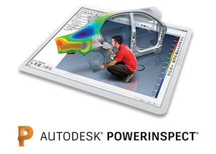 البرنامج الهندسي بور اينسبيكت 64 بت 2019 Autodesk Power Inspect Ultimate