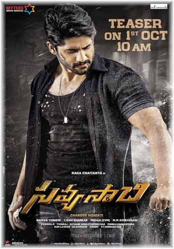 Savyasachi 2019 Telugu Hindi Dubbed Movie 720p HDRip