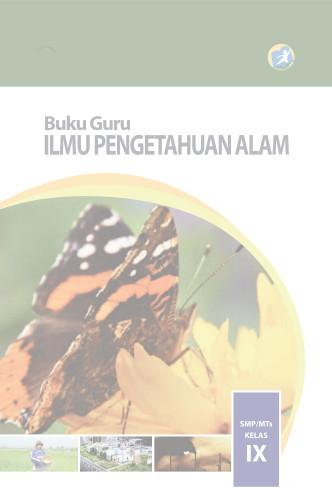 Download Buku Guru Kurikulum 2013 SMP MTs Kelas 9 Mata Pelajaran IPA