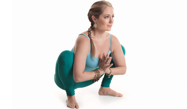 Malasana Yoga Steps and Benefits