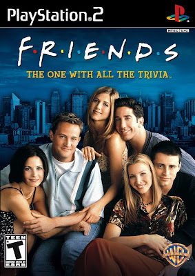 Friends: The One With All the Trivia (PS2) 2003