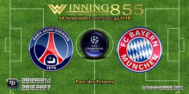 Prediksi Skor PSG vs Bayern Munchen