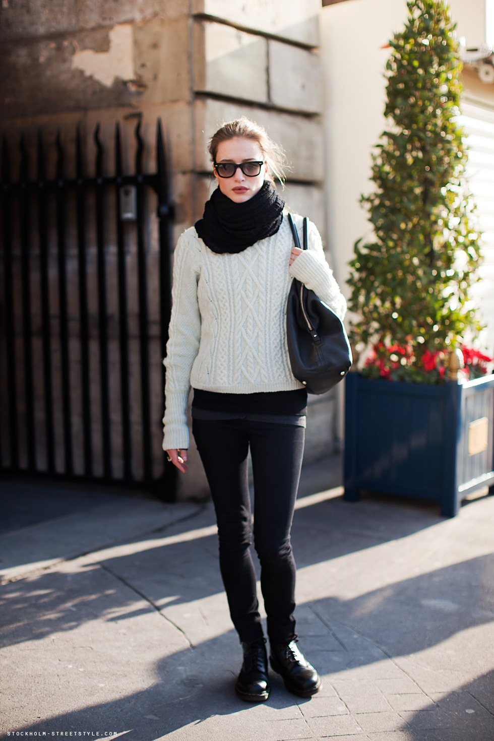 Knitorious Stockholm Street Style