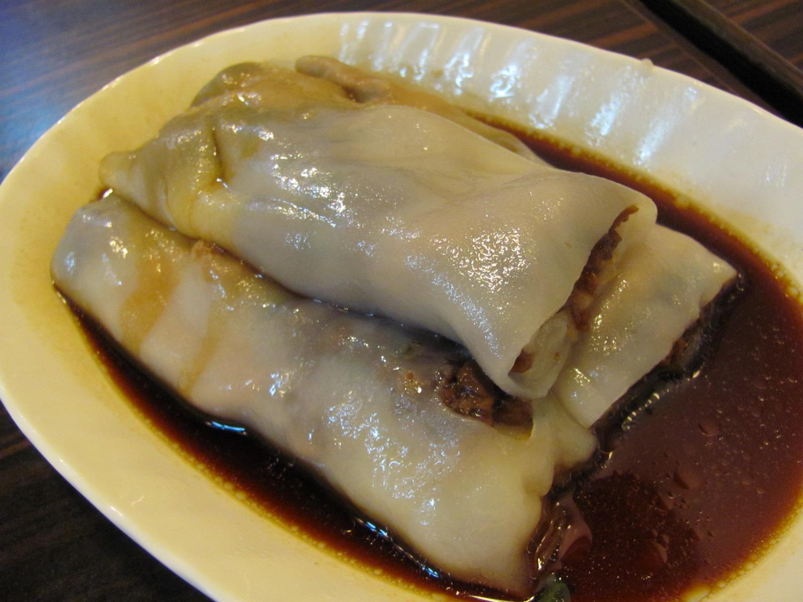 唔食都知唔好食‧飲食事件簿: 腸粉走天下