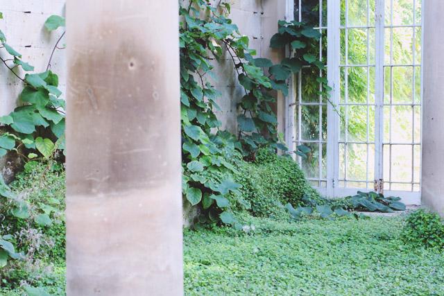 Derelict Victorian Building
