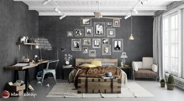 Industrial Style Decor 5