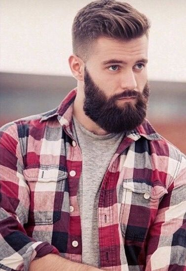 10 Cool Full Beard Styles