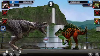 Game Simulasi Android Terbaik - jurassic world