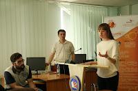 Презентация САН ИнБев Украина