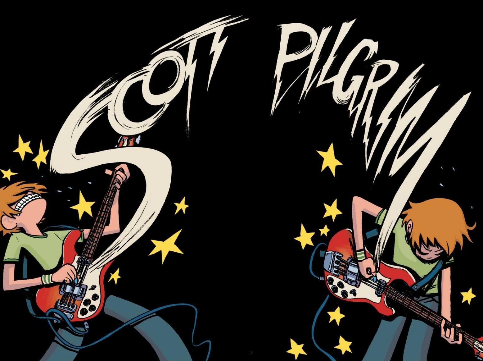 Read online Scott Pilgrim comic -  Issue #1 - 4