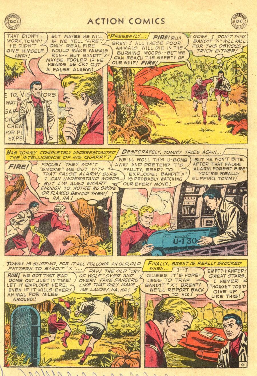 Action Comics (1938) 211 Page 29