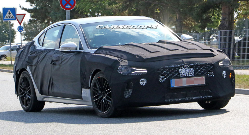 2018 Genesis G70 >> Genesis G70 Is The Korean Answer To The BMW 3-Series