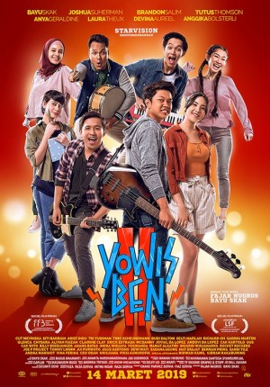 Film Yowis Ben 2 2019
