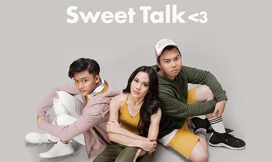 Lirik Lagu Sweet Talk - Sheryl Sheinafia ft Rizky Febian dan Chandra Liow