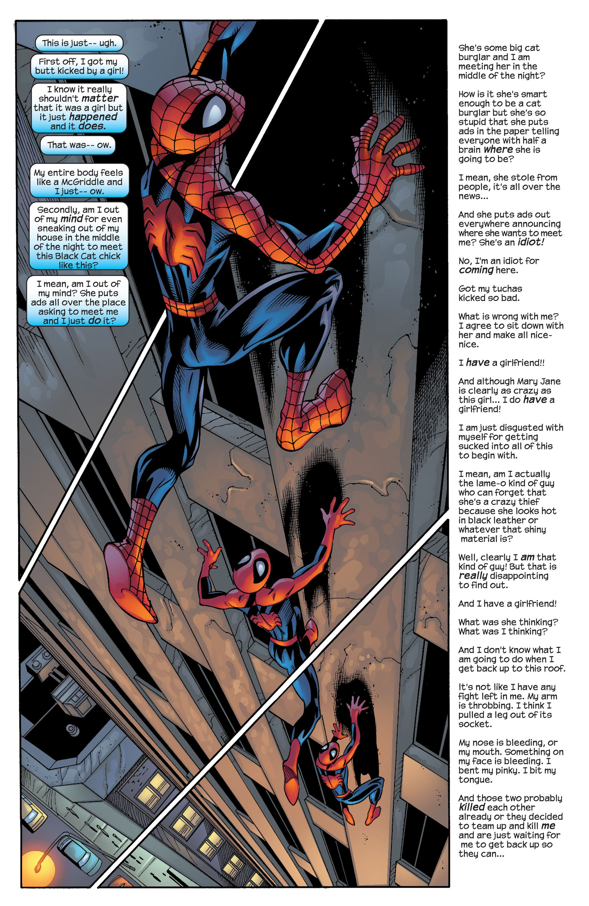 Read online Ultimate Spider-Man (2000) comic -  Issue #52 - 14