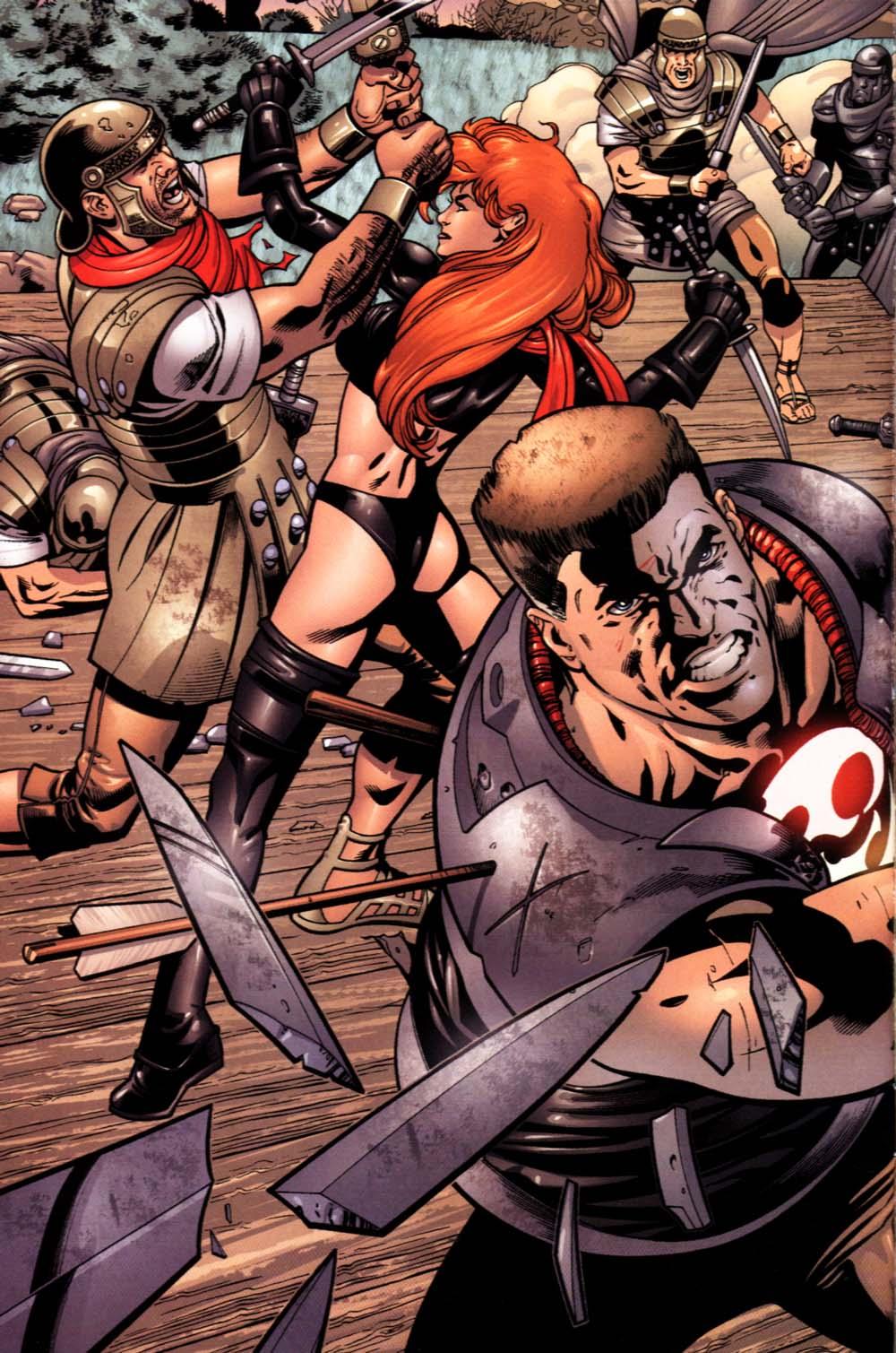 Read online Sigil (2000) comic -  Issue #19 - 4