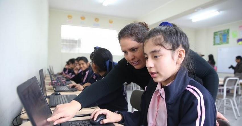 MINEDU: Estudio muestra cómo las oportunidades de aprendizaje de los estudiantes de 2° de secundaria se ven limitadas por el tipo de colegio al que asisten - www.minedu.gob.pe