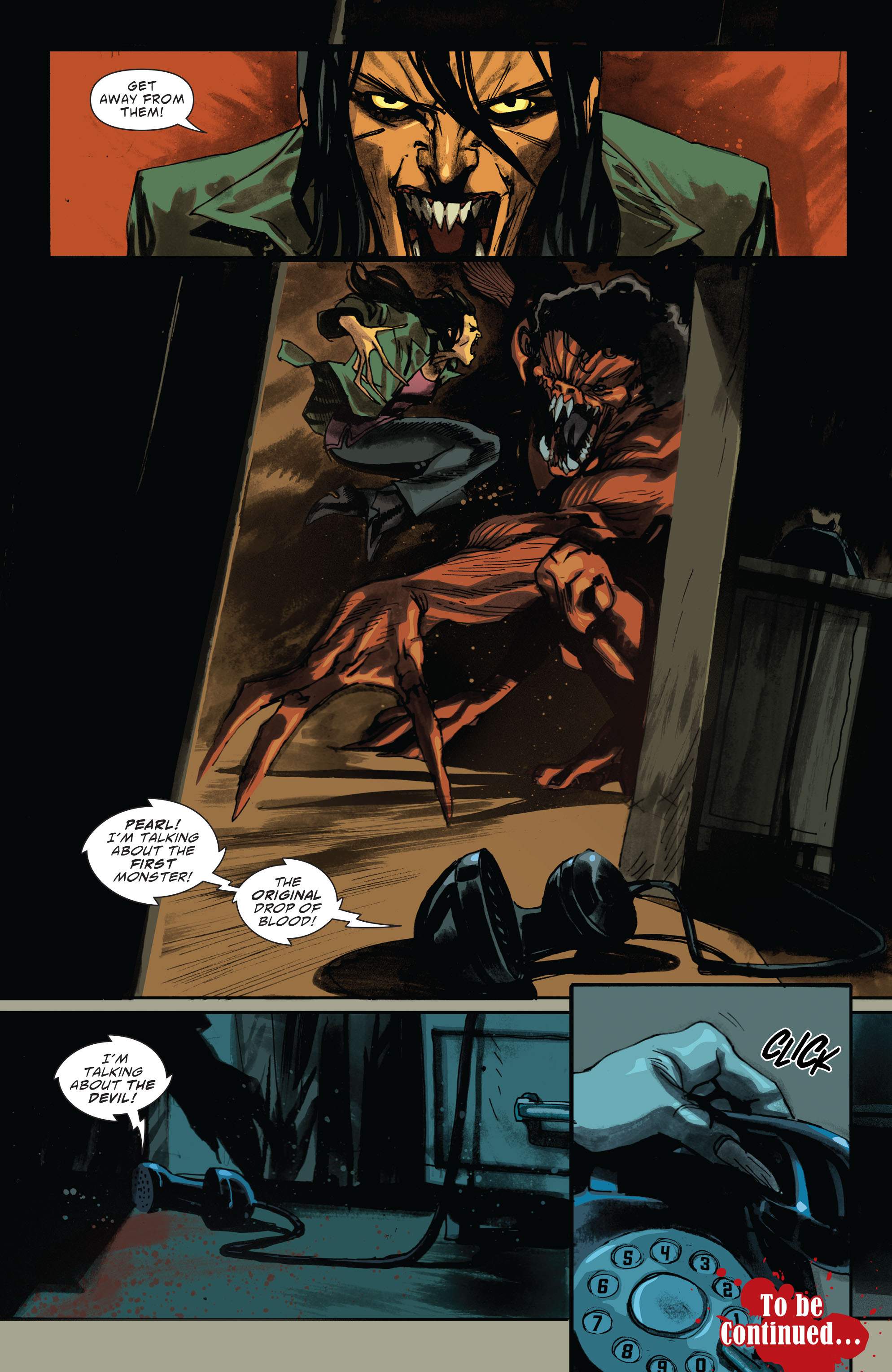 Read online American Vampire: Second Cycle comic -  Issue #2 - 21