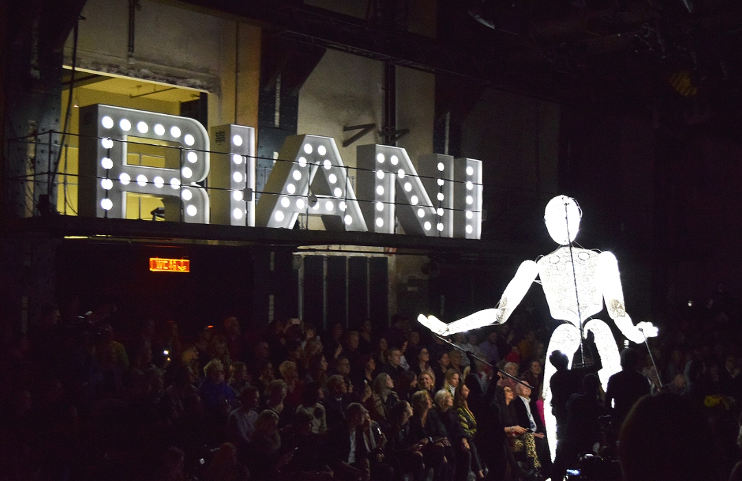Dundu Giants of Light bei Riani im E-Werk Berlin Januar 2019