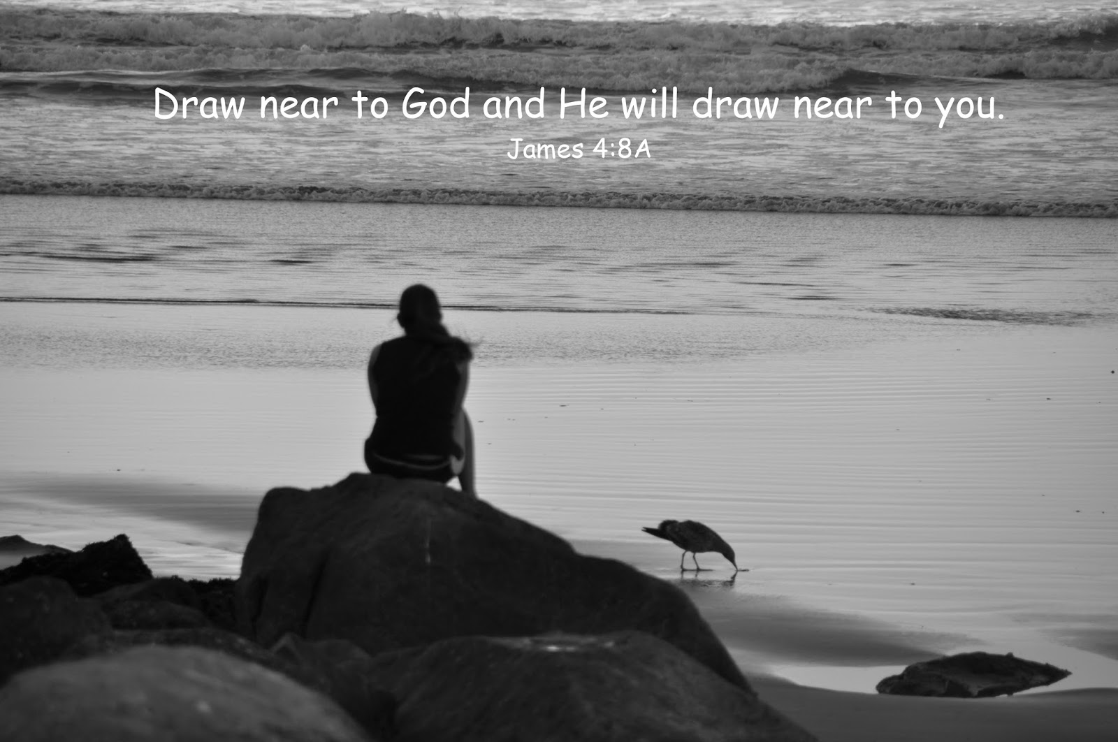Me Think Draw Near To God And He Will Draw Near To You James 4 8a