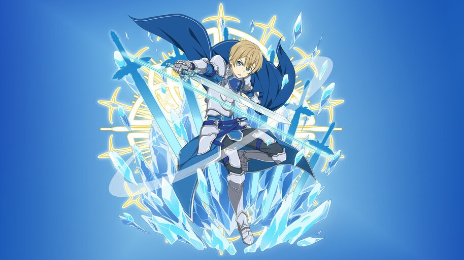 Eugeo, Sword Art Online Alicization, 4K, #4.1877