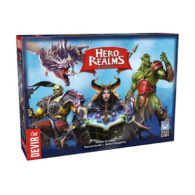Hero Realms: Un mazo compartido