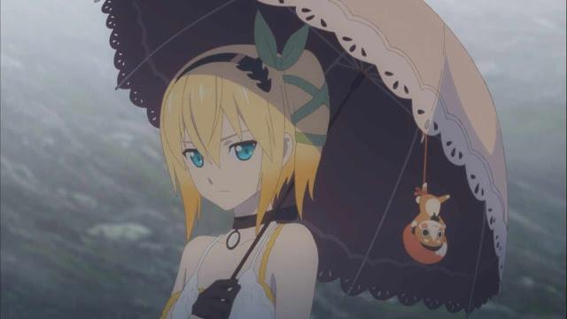 karakter anime tercantik edna