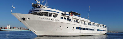Blount Adventure Cruises' Grande Caribe New England, Hudson River, Erie Canal, Great Lakes