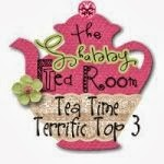 The Shabby Tearoom Top 3 Winners #183 Time Flies