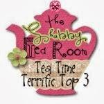 The Shabby Tearoom Top 3 Winners #183 Time Flies