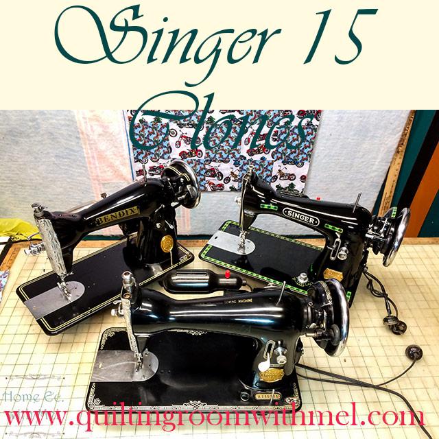 singer 15 clones